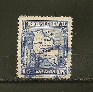 Bolivia 225 Used