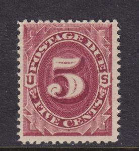J25 VF original gum never hinged with nice color cv $ 290 ! see pic !