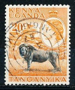 Kenya Uganda & Tanzania #107 Single Used