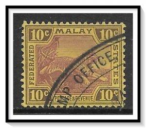 Malaya, Federation #64 Tiger Used