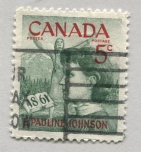 CANADA 392   Used