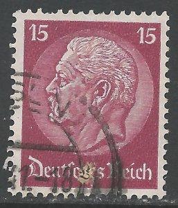 GERMANY 394 VFU L572-4