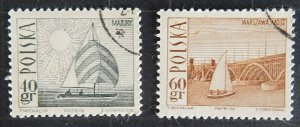 Poland, Yachts, (1842-Т)