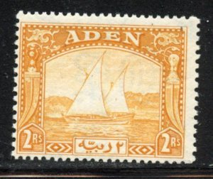 Aden # 10, Mint Never Hinge. CV $ 125.00