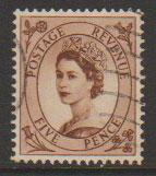 Great Britain SG 547 Used