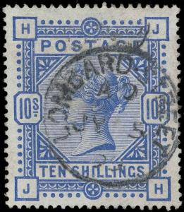 Great Britain Scott 109 Gibbons 183 Used Stamp