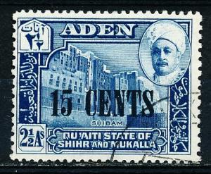 Aden Shihr & Mukalla #22 Single Used