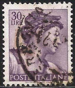 Italy 1961 Scott# 819 Used