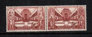 Australia  308 - 309a    MNH cat $ 3.50