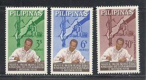 Philippines #912-3, C90 comp mnh cv $1.35