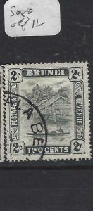BRUNEI  (P1005BB)  2 C  SG 80   VFU