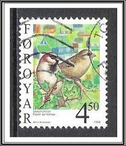 Faroe Islands #350 Birds Used