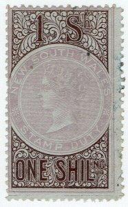 (I.B) Australia - NSW Revenue : Stamp Duty 1/-