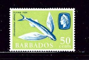 Barbados 278 MH 1965 Flying Fish