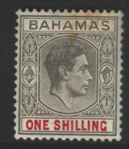 Bahamas Sc#110 MLH - tone spots