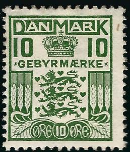 Denmark Sc L2 F-VF Mint OG..Grab a Bargain!