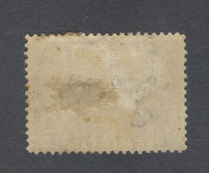 Canada Victoria Jubilee MH Stamp #60-50c MH F Thin Guide Value = $150.00