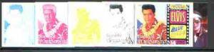Turkmenistan 2000 Elvis in 'Blue Hawaii' (From Pop Art sh...