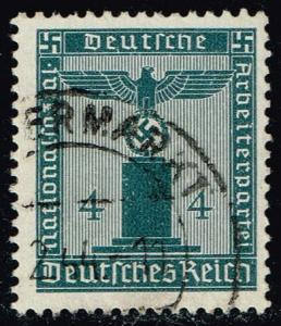 Germany #S14 Franchise Stamp; Used (3.00)