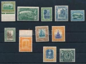 Jamaica stamp Definitive set (Mi 97-98 hinged) 1921 MNH Mi 88-89 WS221945
