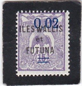 Wallis & Futuna Islands, #   30   unused