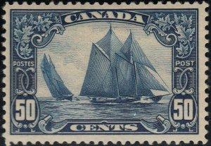 CANADA 158 FVF MH (32420)