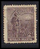 Argentina Used Very Fine ZA6325