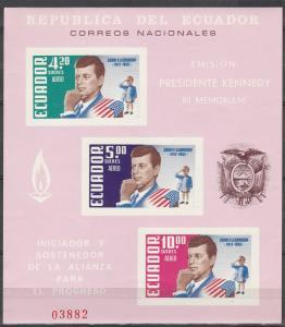 Ecuador #C431 MNH CV $10.00 (A17407L)