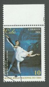 2008 Cuba Scott Catalog Number 4839 Used