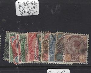THAILAND (P0508B) KING SC  75-86, 88-9   VFU