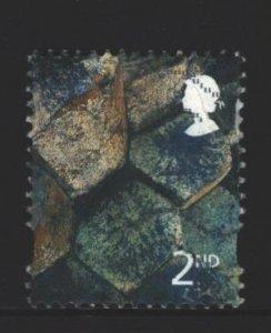 Northern Ireland Sc#12 Used