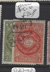 YEMEN   (P2808BB)  SG  5-6      VFU