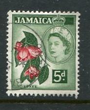 Jamaica #165 Used (Box1)