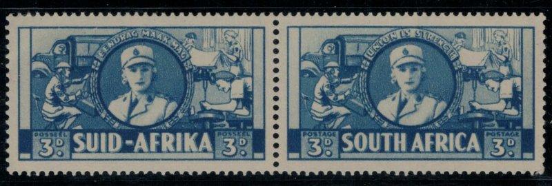 South Africa #85* pair  CV $18.50