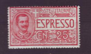 J20418 jlstamps 1903-26 italy mh #e1 king expresso