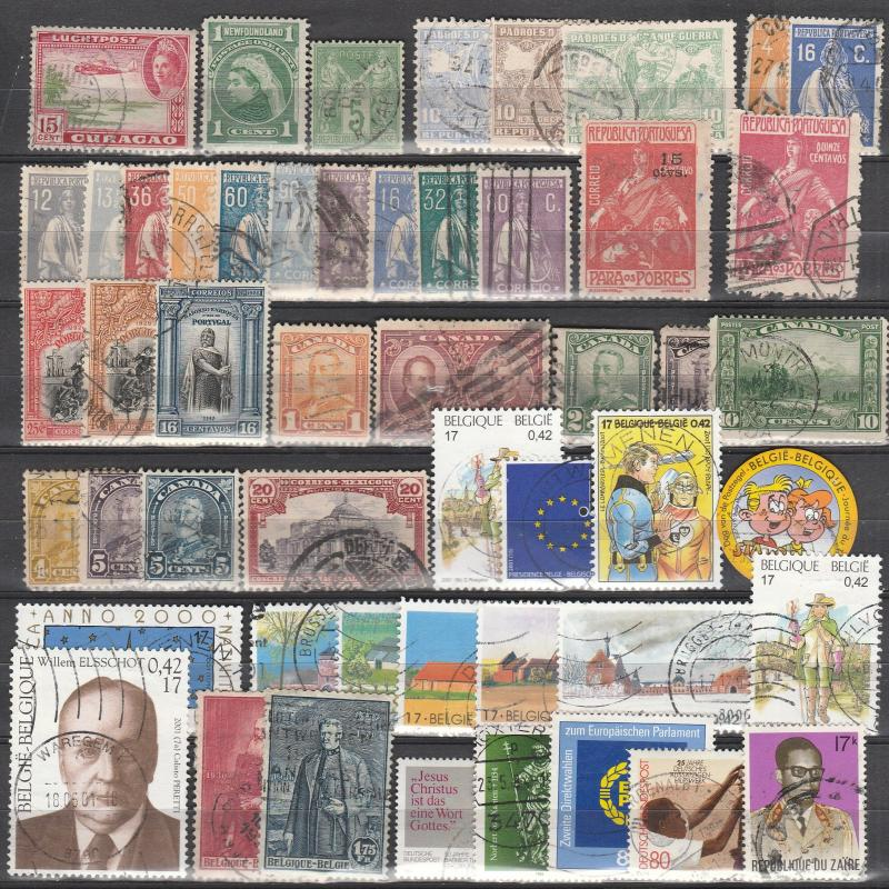 Worldwide  Lot-  Better Used  (A17452)