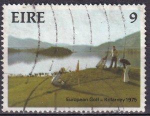 Ireland #372  F-VF Used