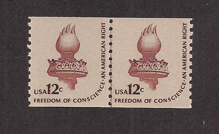 UNITED STATES SC# 1816 VF MNH 1981 Joint Line Pair