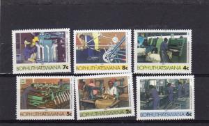 Botswana 1985 Industry  MNH
