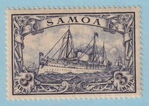 SAMOA 68  MINT NEVER HINGED OG ** NO FAULTS EXTRA FINE!