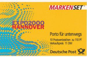Germany  Mi #MH39 Complete Booklet  CV $14.00