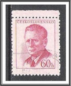 Czechoslovakia #871 Pres. Novotny CTO NH