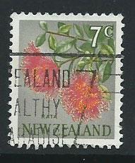 New Zealand SG 853  Used