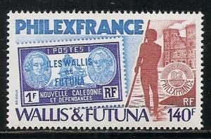 Wallis and Futuna Islands 282 1982 PHILEXFRANCE single MNH