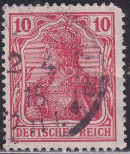 Germany 83 USED 1905 Germania