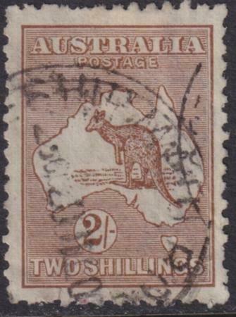 Australia 1913 SC 11 Used