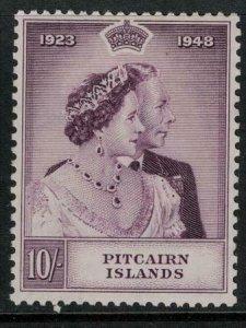 Pitcairn Islands 1949 SC 12 Mint SVC 50.00 Stamp