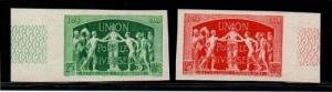 France Scott 636 Mint NH Trial Color Proofs (RARE!)