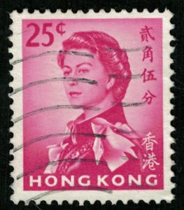 Queen Elizabeth II, Hong Kong, 20c (3362-T)