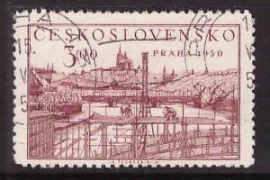 CZECHOSLOVAKIA Scott 435 Used